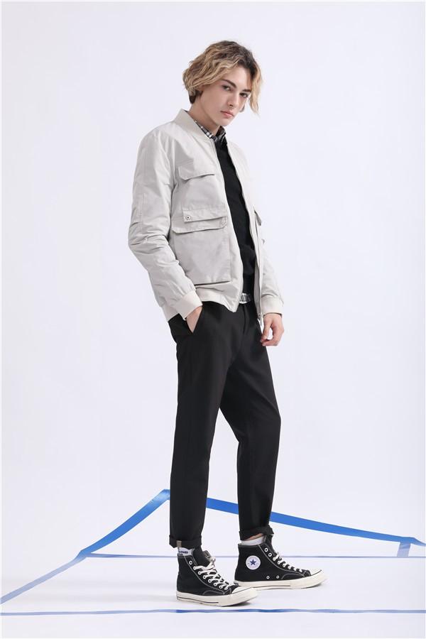简约风格品牌莎斯莱思 让每一位男士轻松体会到时尚的乐趣