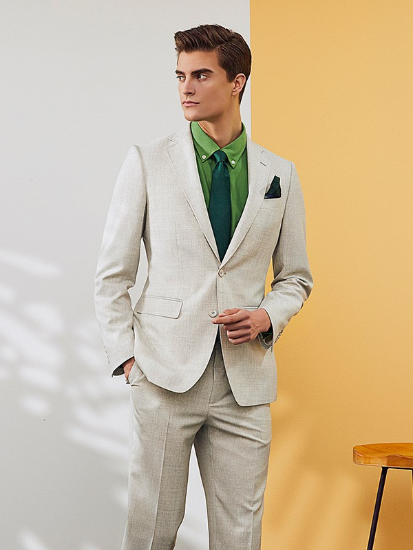 精致男士造型怎么搭配 提升男士衣品更为从容淡定