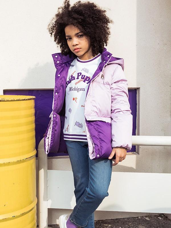 紅色闊腿褲怎么搭配 怎么打造出活力感的女童造型
