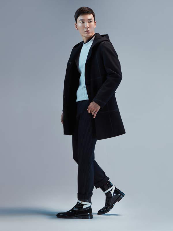 冬季男士怎么挑選冬裝外套 依立騰呈現精致型男穿搭