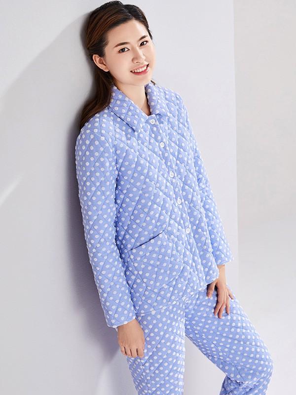 寒冷的冬季即将到来 你的秋冬睡衣准备好了吗