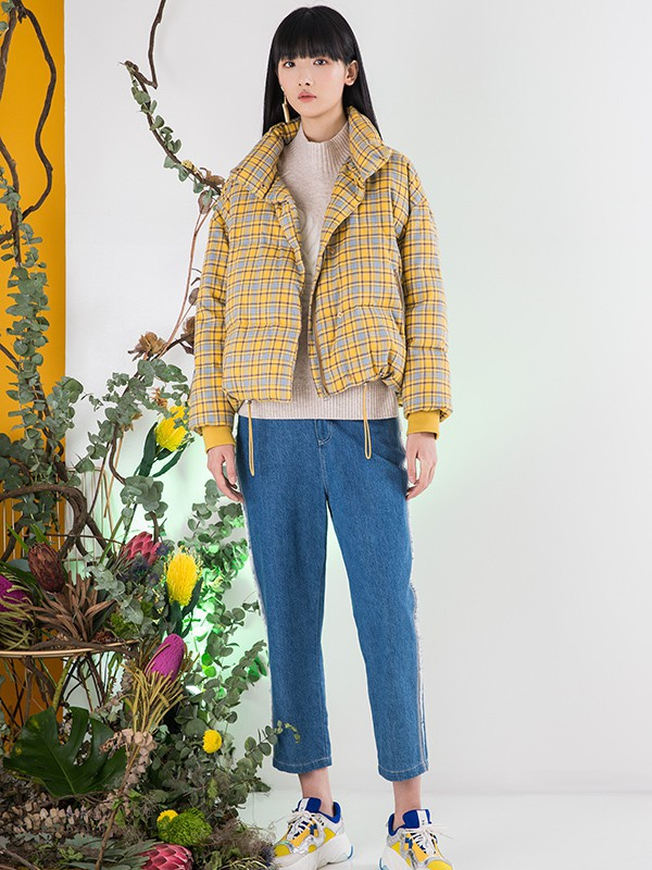 冬季超减龄的穿搭分享 这样穿学生范儿十足
