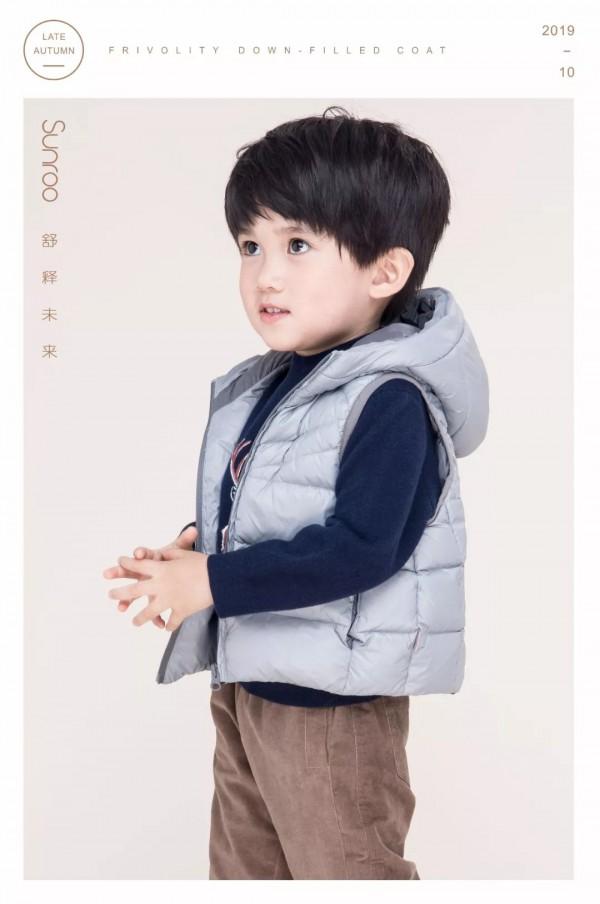 天气降温也不怕 阳光鼠童装让你的宝宝时尚又保暖