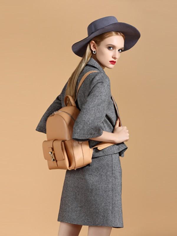 超好看的双肩背包 解锁你更多的包包款式