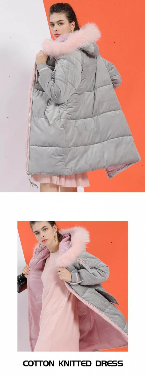 就要穿上莎斯莱思棉服+裙子这一超火CP 又暖又时髦!