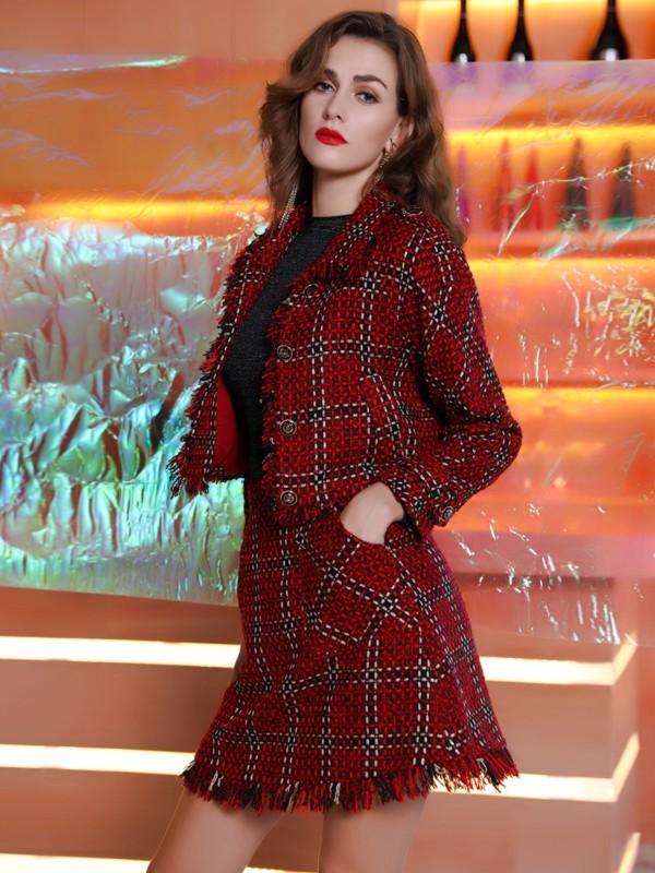 圣诞节穿红色好看吗 圣诞红女装怎么穿