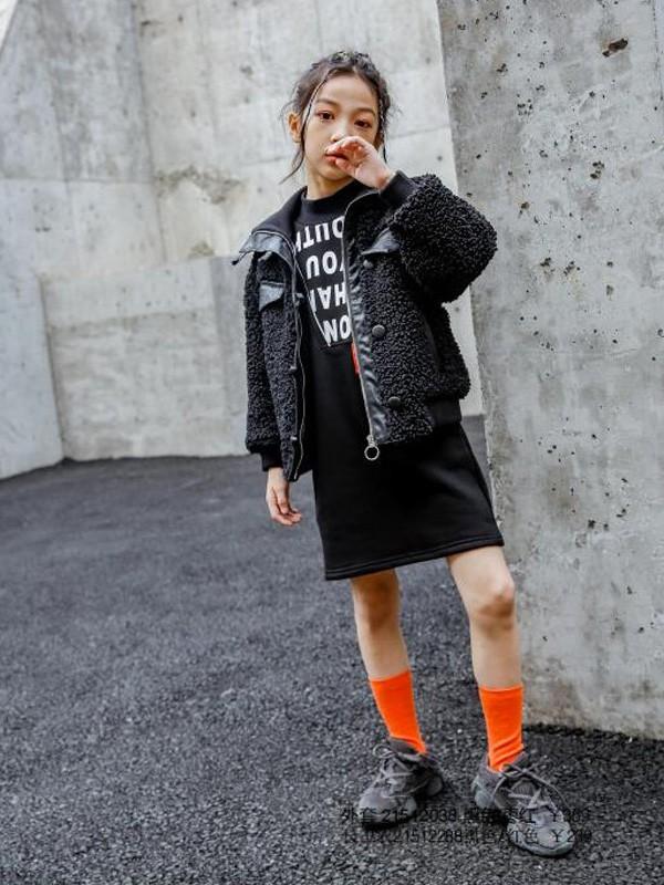 冬季时髦儿童外套搭配 让创印象教你怎么穿