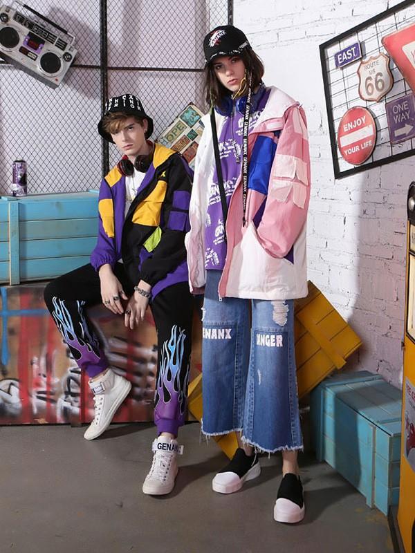 30歲左右適合穿潮牌嗎 日本閃電潮牌休閑裝搭配