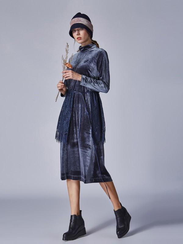絲絨面料穿著起來暖和嗎 絲絨女裝怎么穿