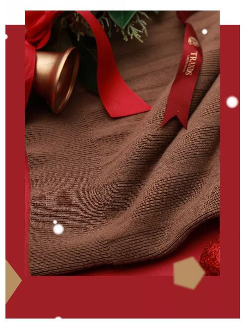 男生年底节日聚会穿什么衣服 TRANDS毛衣优雅绅士