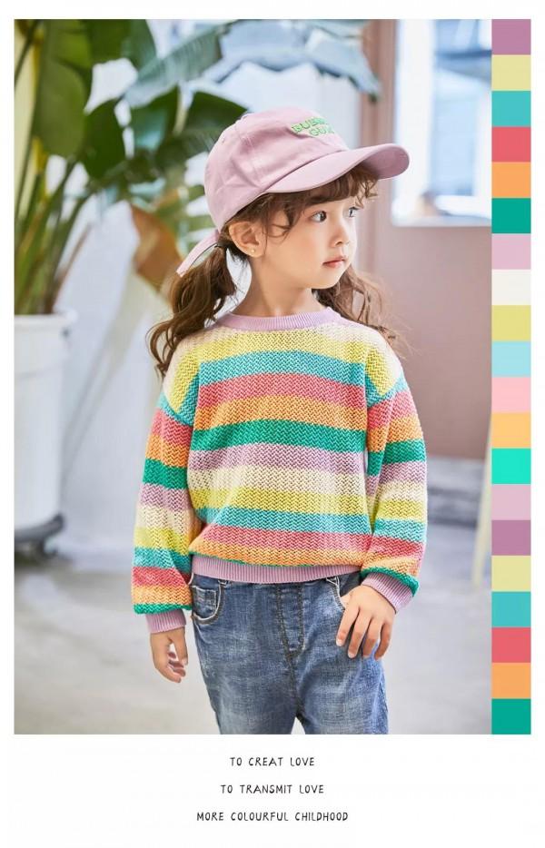 LAFULAI啦芙莱品牌童装2020春季新品上市