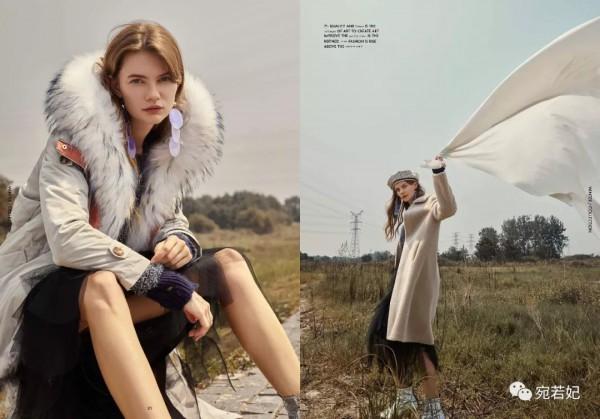 阿莱贝琳品牌女装教你穿出时髦范