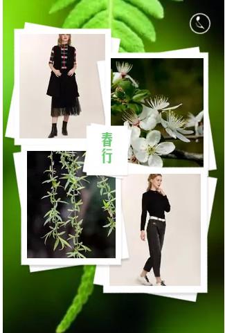宝薇女装2020年春季新品发布会 诚挚邀您莅临现场!