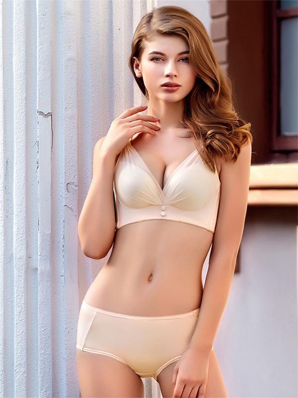 内衣保养有多重要 木草记内衣尽显女性魅力