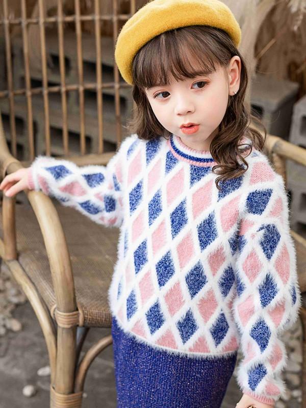 冬季可愛穿搭 你的孩子這樣穿合適么