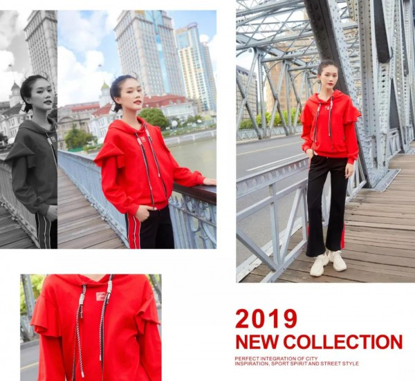 ANOTHER ONE 2019 ATHLEISURE 运动休闲风