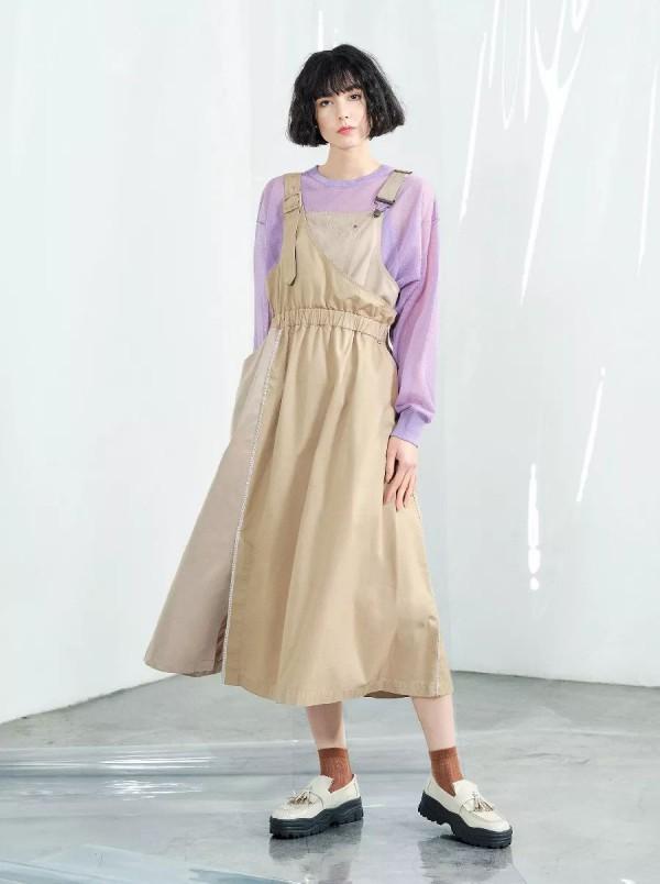 initial女装2020春装新款 跟我一起上太空