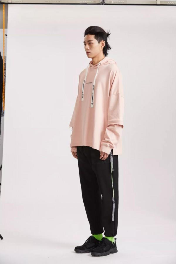 JPE男装2020春季第一波新款 给生活来点儿颜色