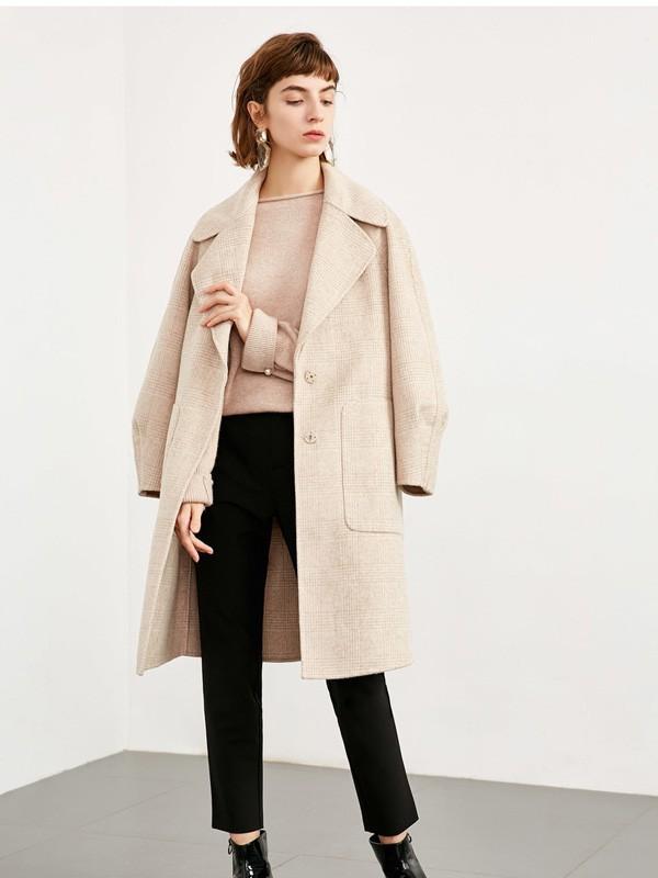 时髦外套搭配 让你温暖又时髦