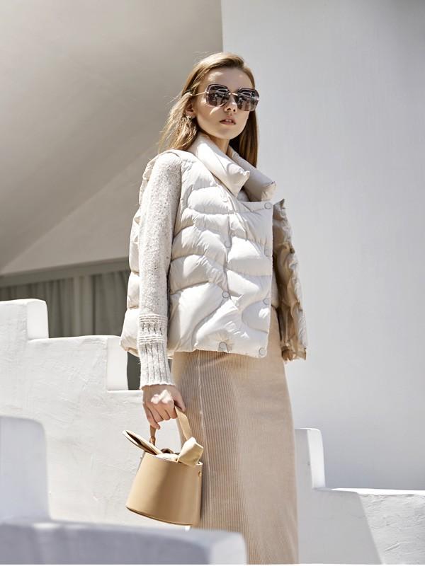 卡歌娜秋季时尚新品 轻松应对秋天的气温变化