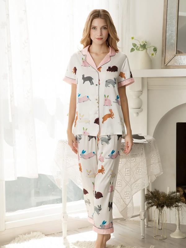 女人心秋季新装上新 再累也要换上一套舒适透气的家居服