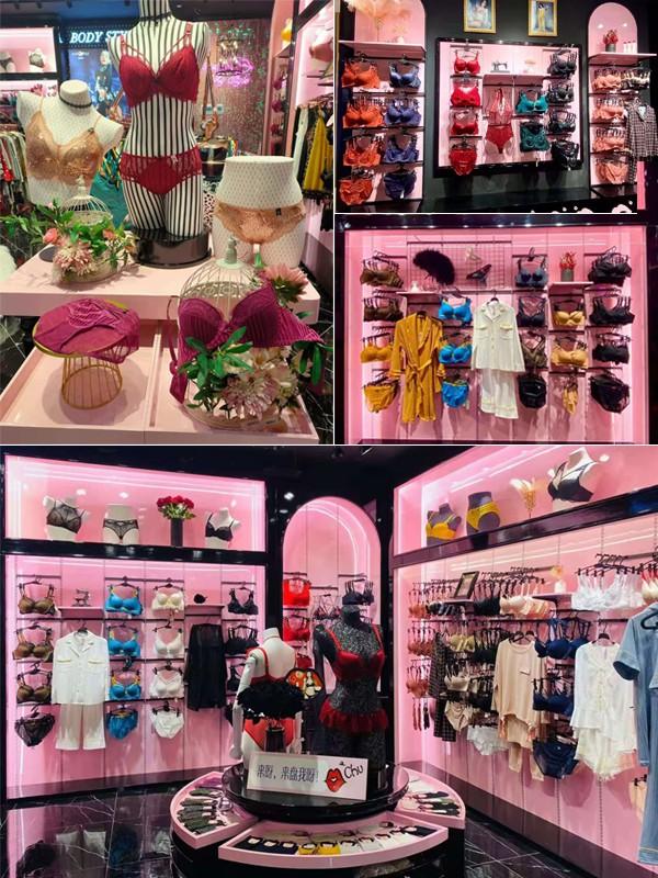 高品質內衣品牌更受市場歡迎 云南趙總十年連開九家店 布迪設計更具優勢
