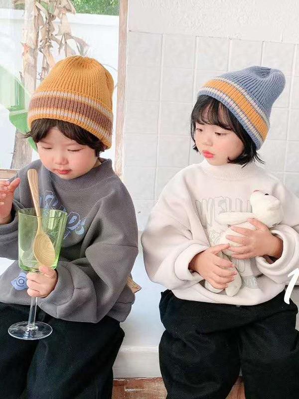 冬季基礎款衛衣 你給你家孩子準備好了嗎?