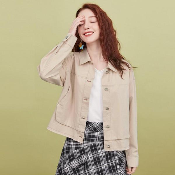 戈蔓婷时尚女装品牌 成为服饰行业的佼佼者