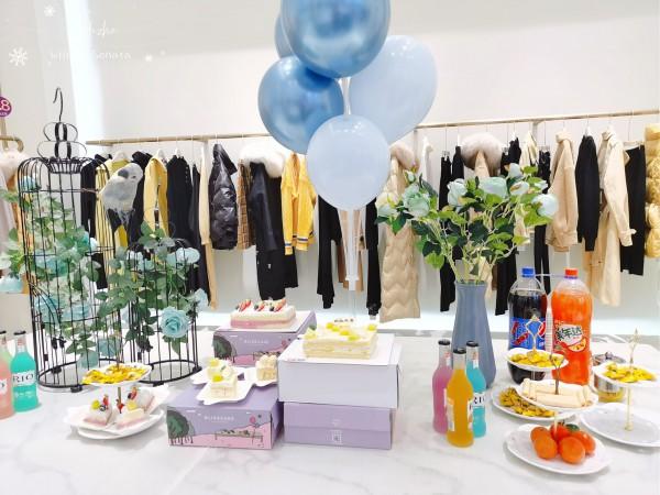 热烈祝贺艾丽哲女装重庆旗舰店开业!欢迎大家的光临!
