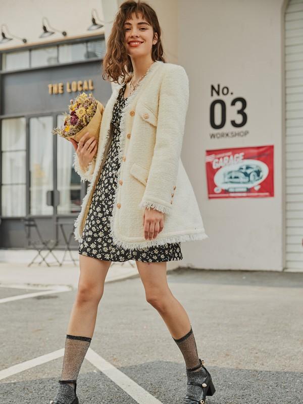秋冬怎么穿?和TITI品牌女装解锁秋冬出街最强穿搭