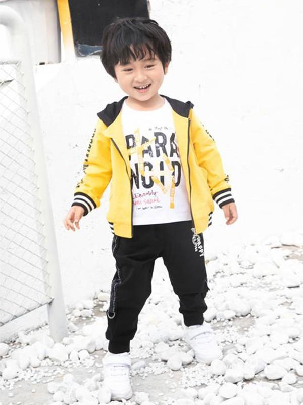 加盟周边儿童优秀产品靠谱吗?值得投资的优质童装——立人服装网