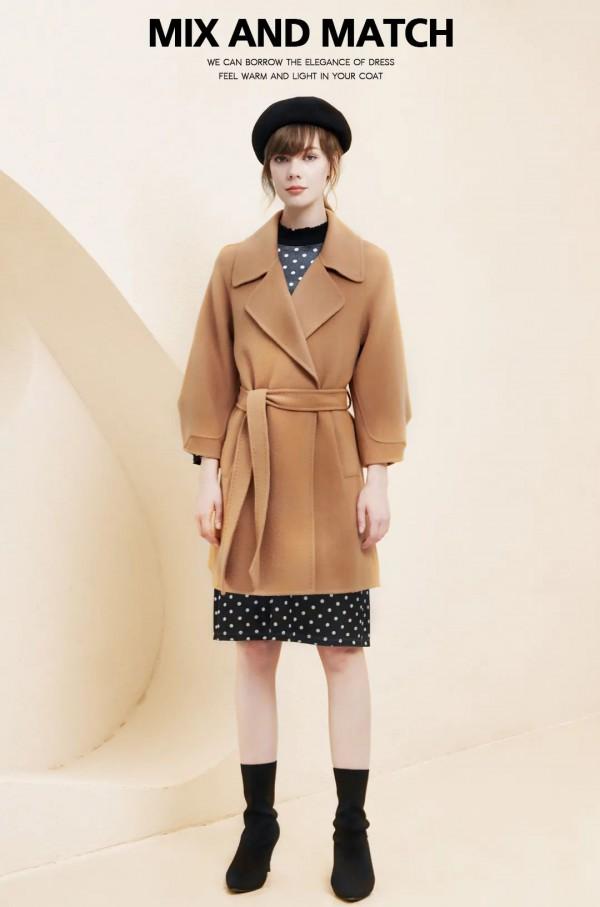 冬季连衣裙外面搭什么外套 连衣裙的最佳CP是它