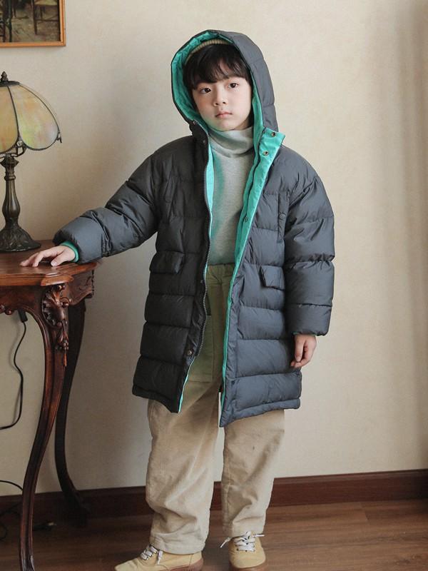 小麂皮冬季新夹克罢工温暖和时尚双向在线