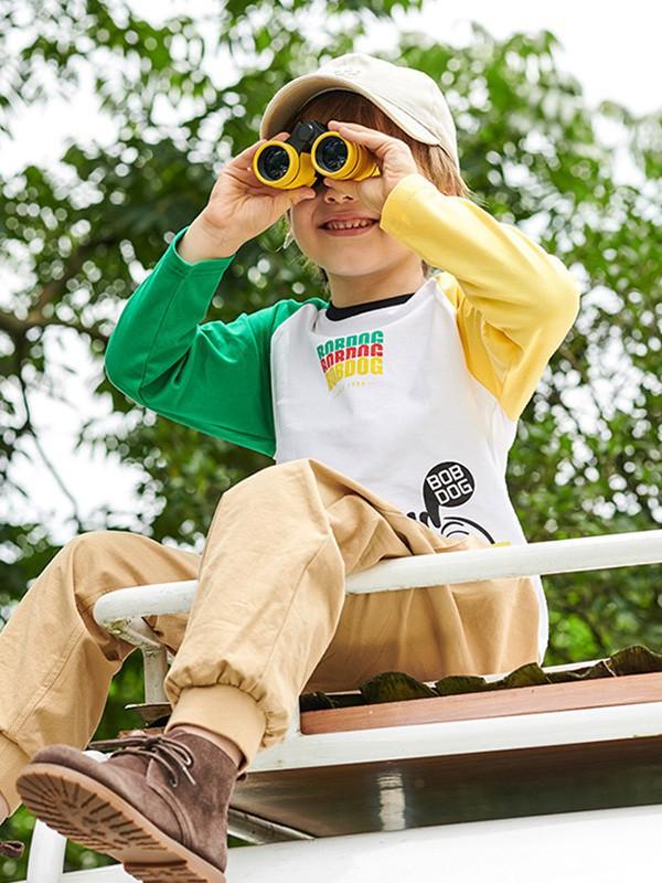 时尚毛衣搭配Babudon童装解决你的穿着问题