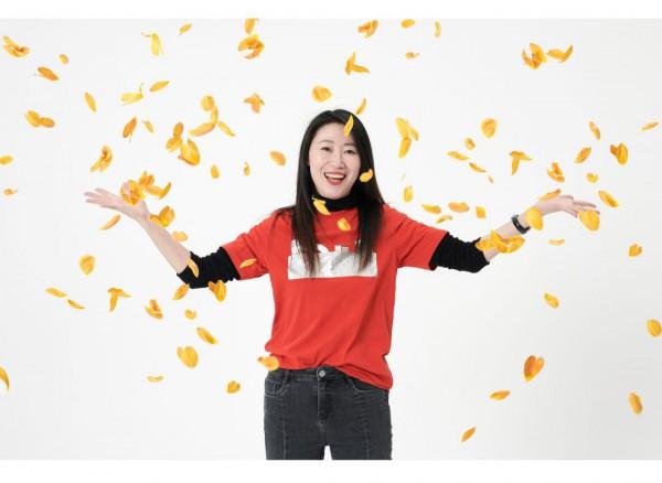 EP雅瑩:春花爛漫,正是美力綻放時