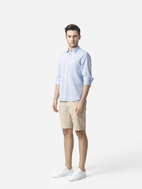 佐丹奴品牌教您簡單襯衫如何穿出男神范