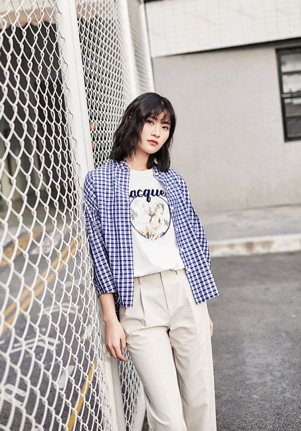 IAmMix27百搭衬衫 改变风格改变美丽