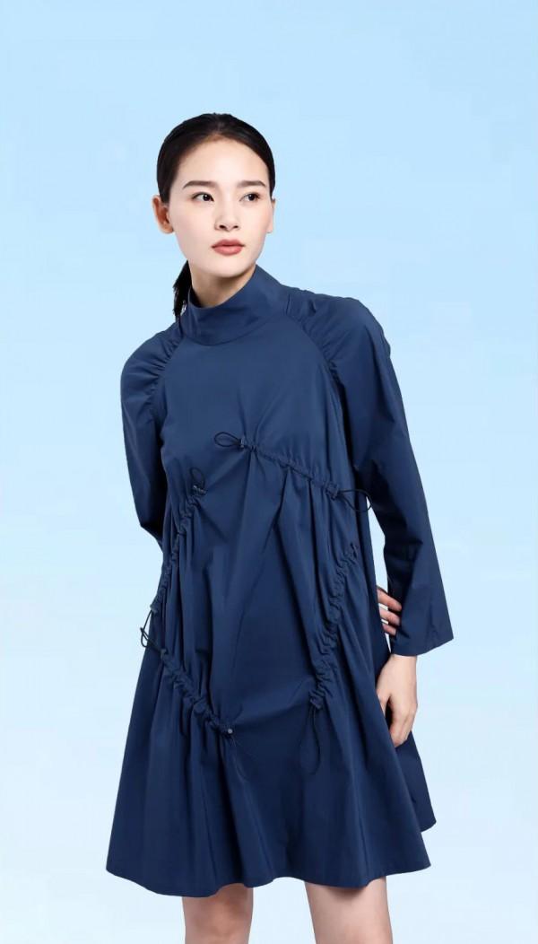 falouina 法路易娜新品 晴空的颜色自由的蓝
