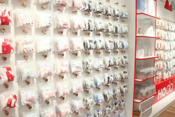 红豆童装正式入驻无锡荟聚中心啦