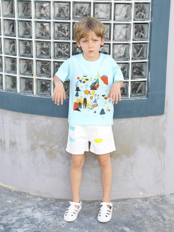 夏季兒童搭配 讓你的孩子潮流十足