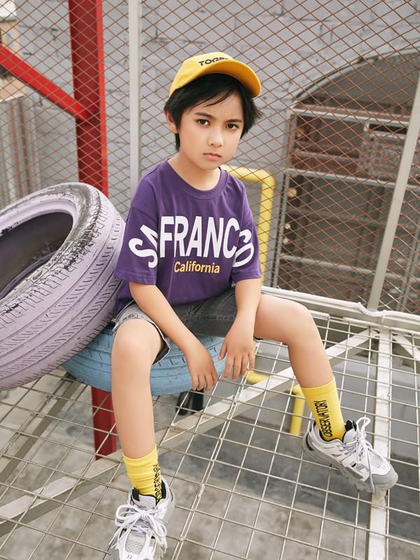夏季小孩子穿什么?拉斐贝贝给你更时尚的穿搭