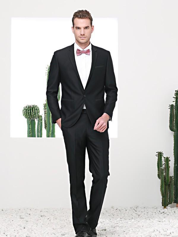 品质男装选择富绅 高雅·品质的代表
