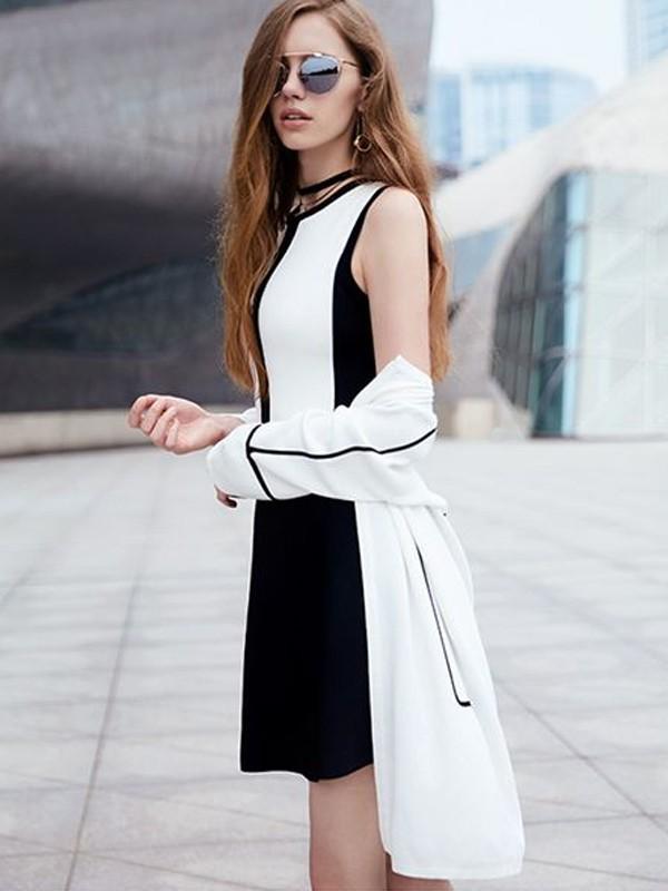 连衣裙优雅搭配 37度生活美学教你怎么穿