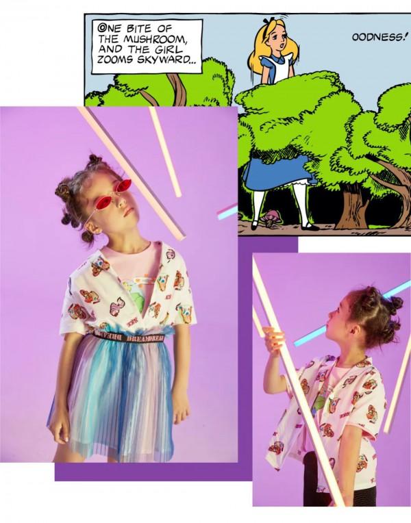 61儿童节送小女孩的礼物 Moomoo很有仪式感的爱丽丝