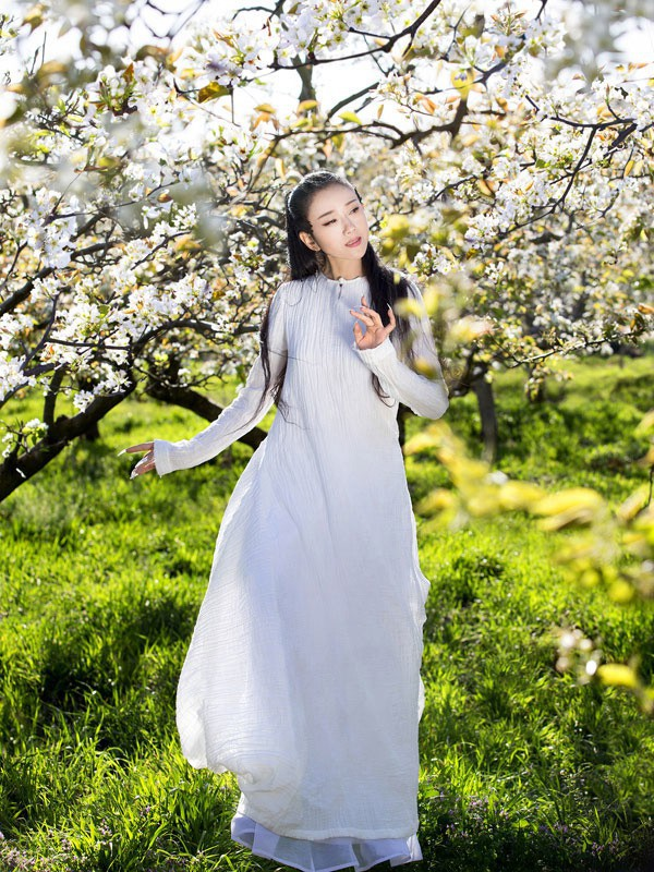 """有一種穿叫做""""楊麗萍"""" 民族風的代表"""