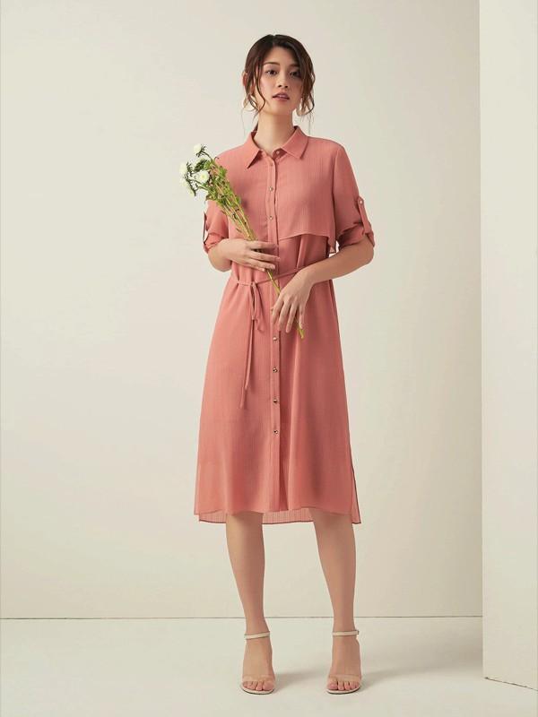 时髦优雅连衣裙 优美世界为你呈现