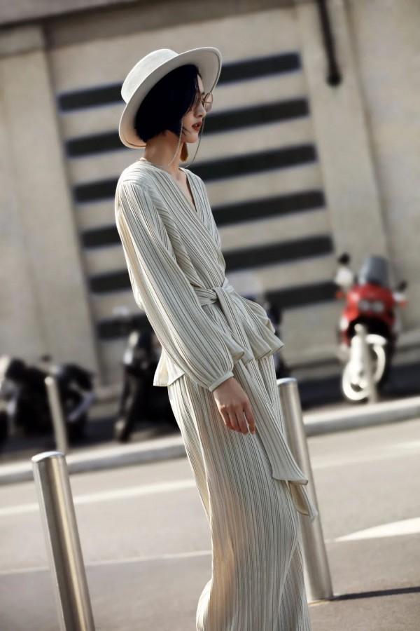 IDPAN品牌女裝新品 造訪米蘭