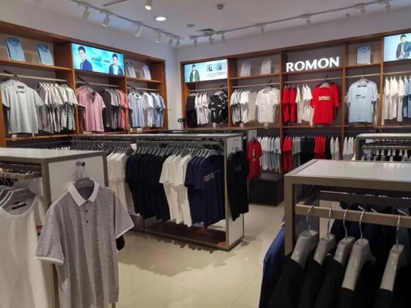 罗蒙新零售山东聊城奥特莱斯银座店盛大开业
