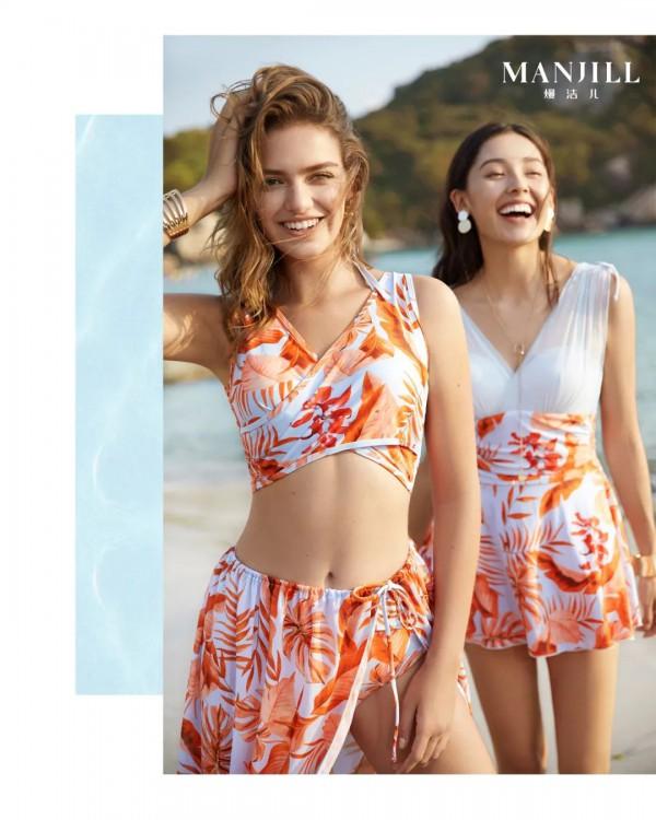夏天性感而不裸露的泳衣推荐 每一件都想要