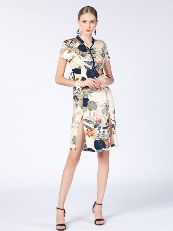 散发着东方女性魅力的旗袍你入手了吗?